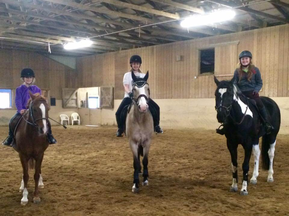 Horseback Riding Lessons, Boarding, Leasing, Training